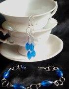 Niebieski komplecik idealny na prezent