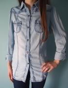 Dżinsowa koszula Dorothy Perkins 34 36 jeansowa