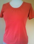 Bluzka tshirt koralowa 38 40