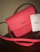 Nowa różowa torebka Bershka...
