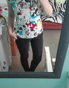 Bluzka Mickey Cropp S M