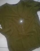 Bluzeczka mgielka khaki Mohito