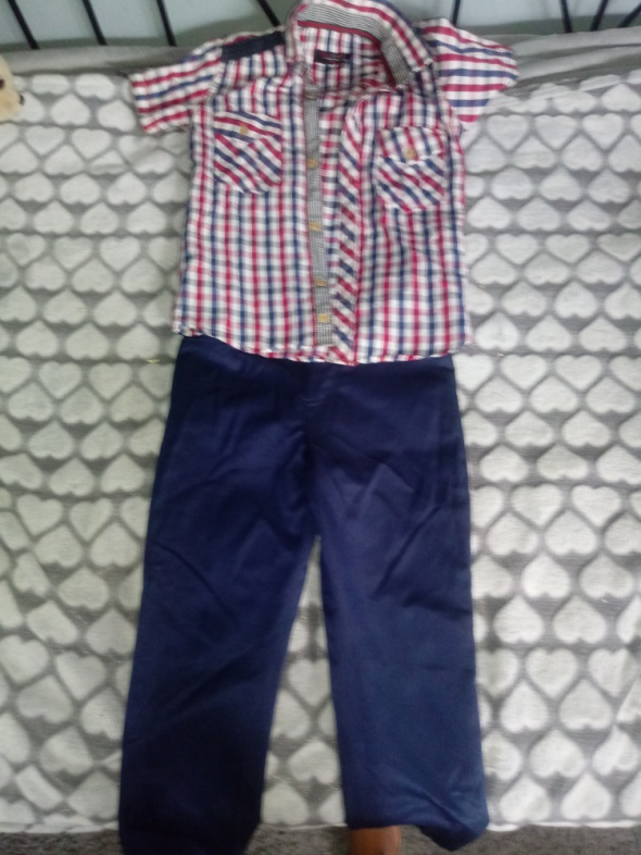 Koszulki chłopak 128