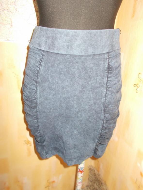 Spódnica ala jeans H&m 38