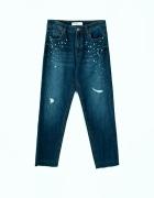 Jeansy Boyfriendy Mom jeans NOWE z metką...