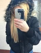 ciepła zimowa kurtka misio sciagacze
