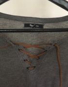 Bluzka wiązana Pepe Jeans S M...