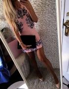 ŁOSOSIOWA cudna sukienka HIT