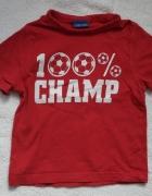 Cherokee bluzeczka czerwona 74...