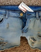 Jeans szorty Cudne new