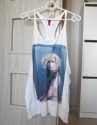 HM bokserka Blondie Debbie Harry long top