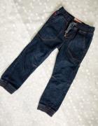 Nowe jeansy Next 104 110...
