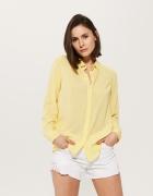 Koszula HOUSE żółta...