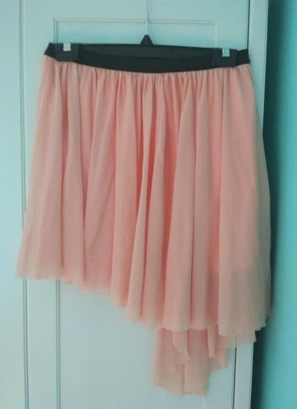 Spódnice Spódnica asymetryczna Bershka