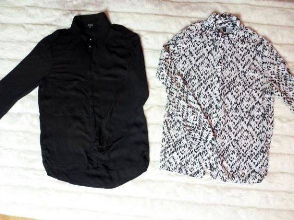 2 eleganckie koszule Beshka H&M 36
