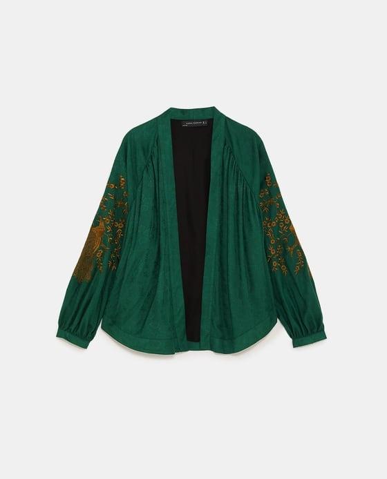 Kupię kimono ZARA...