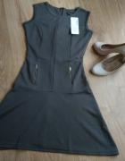 Nowa sukienka z metką khaki