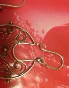 Kolczyki filigranowe Imago Artis