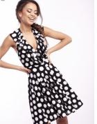 sukienka w grochy groszki MOSQUITO