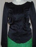 Bluzka czarna NUMPH...