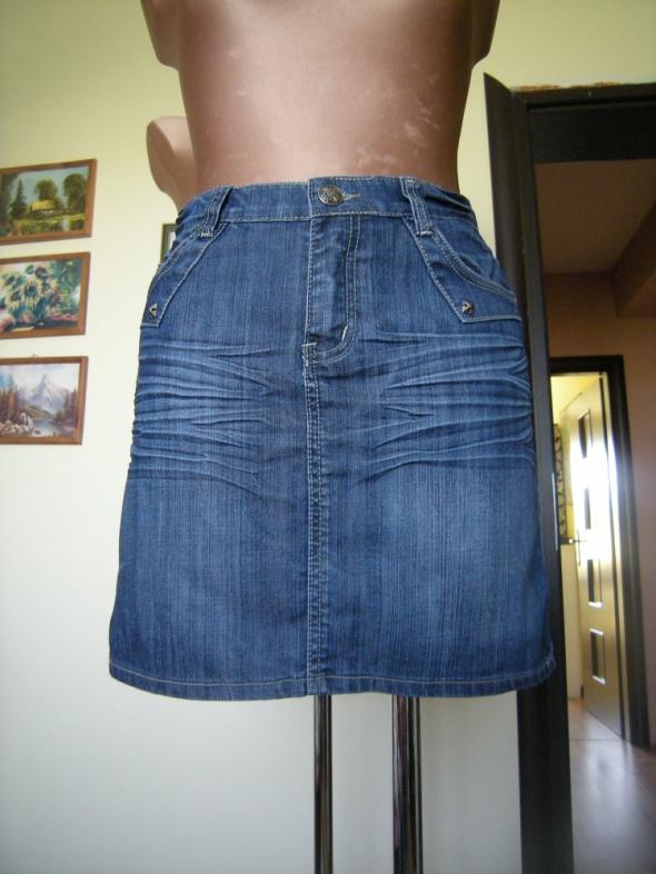jeansowa mini Paris Hilton roz S lub M...