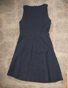 Sukienka H&M Granatowa