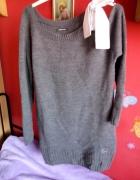 sweter sukienka...
