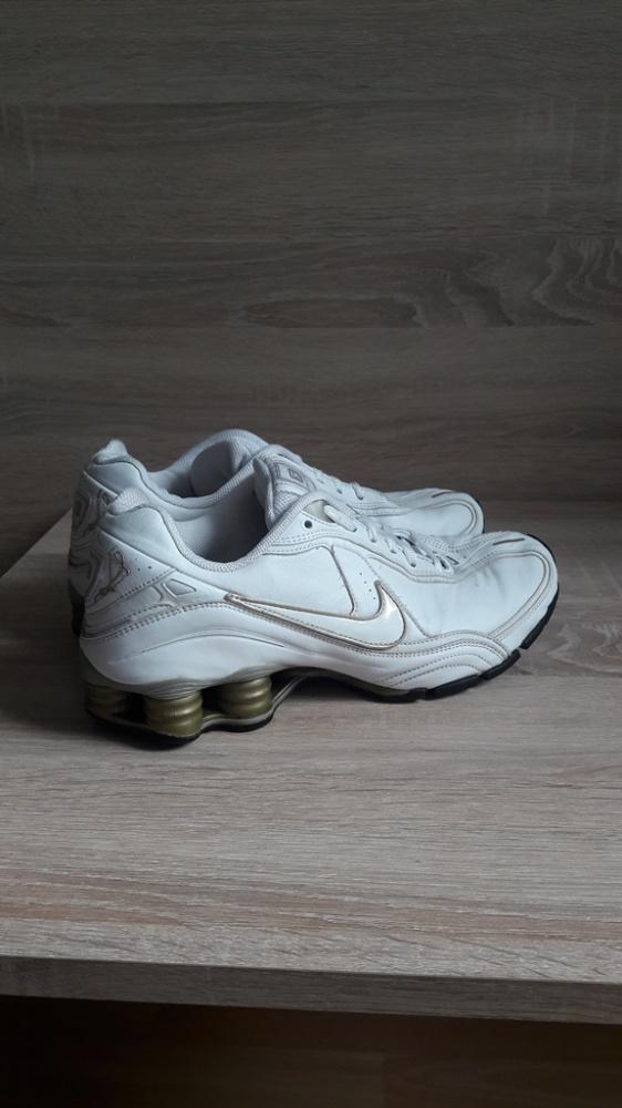 Białe adidasy buty Nike 39 skórzane...