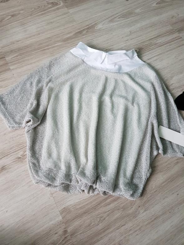 Nowa elegancka bluzka S M...