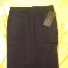 Granatowa spódnica Zara nowa z metką
