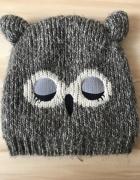 Reserved czapka zimowa sowa...