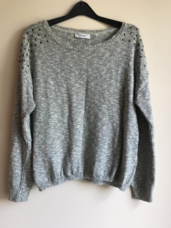 cdac01a2cd40ed CA sweter z ćwiekami w Swetry - Szafa.pl