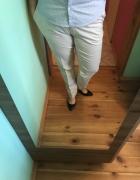 H&M eleganckie spodnie garniturowe NOWE z metką