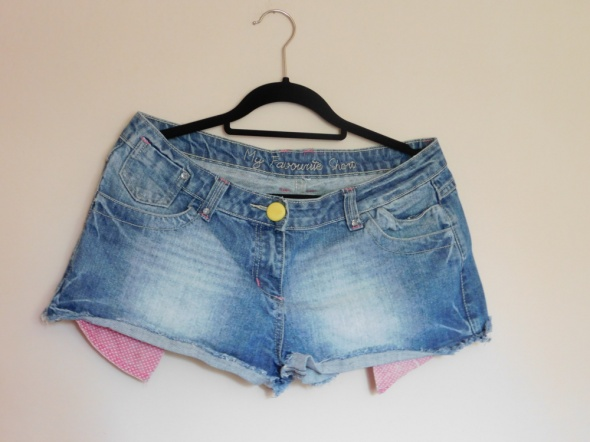 Evie szorty jeans spodenki 40...