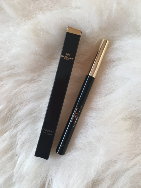 Eye liner tusz do kresek Giordani Gold oriflame...