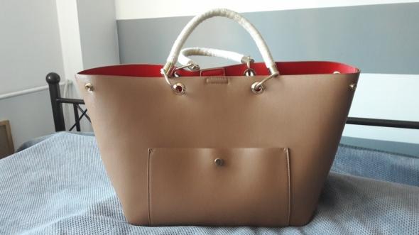 Torebka Reserved shopper bag...