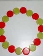 czerwono zielone korale
