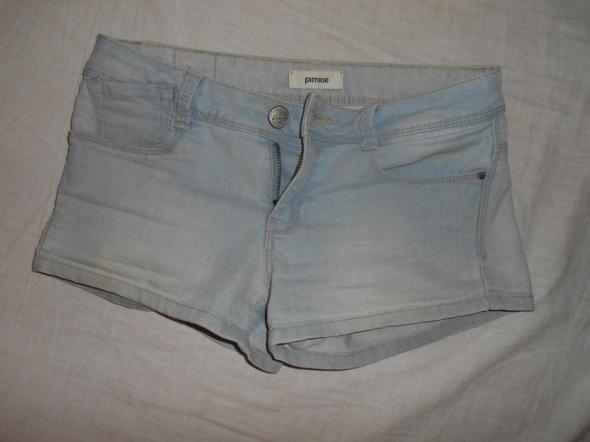 Spodenki jeansowe Pimkie...