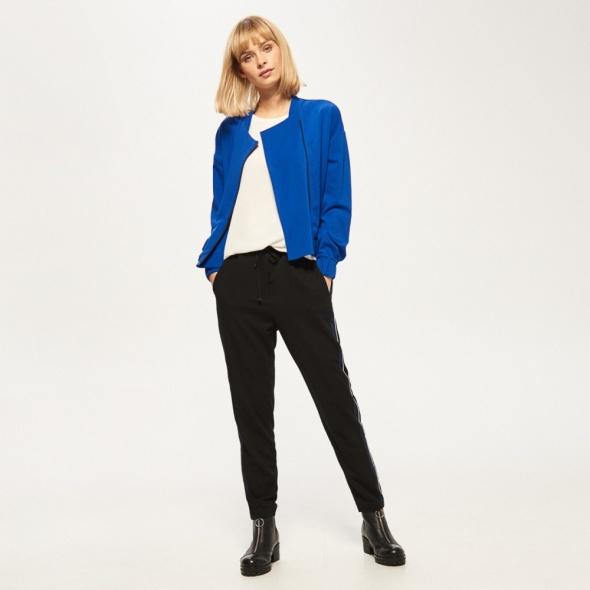 Kobaltowa bluza Reserved rozmiar M tylko 60zł...