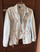 kurtka jeansowa h&m...