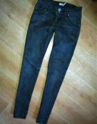 Amisu ciemne rurki jeansy 36 S long New Yorker st...