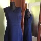 Nowa granatowa sukienka formalnocodzienna 16 z UK