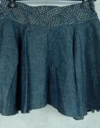 Be Bean Jeans rozkloszowana spódnica 40 L