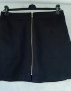 Peacocks Spódnica z METALOWYM ZAMKIEM 42 XL