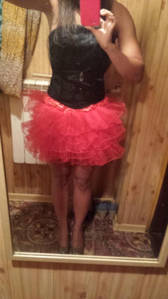 Spódnice spódniczka tiulowa