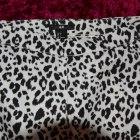 spodnie h&m panterka