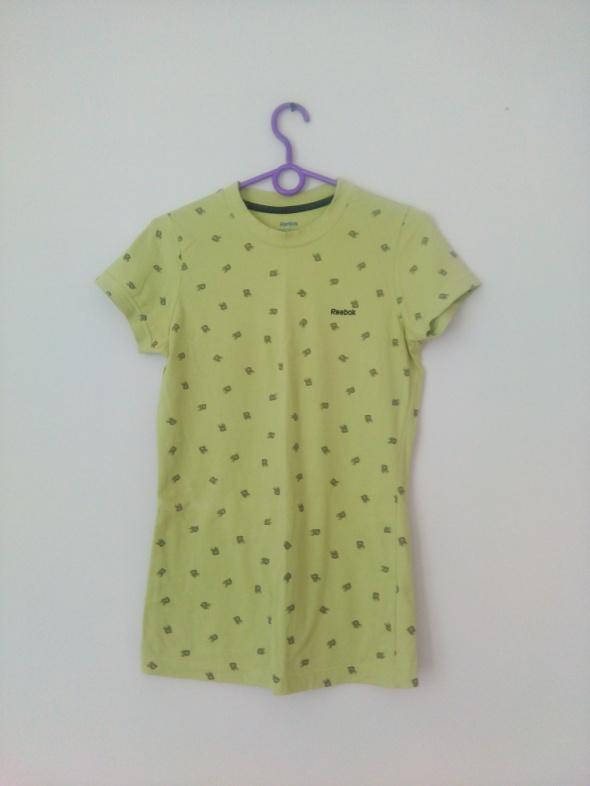 Koszulka Reebok zielona...
