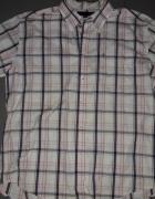 Koszula Tommy Hilfiger w kratkę XL