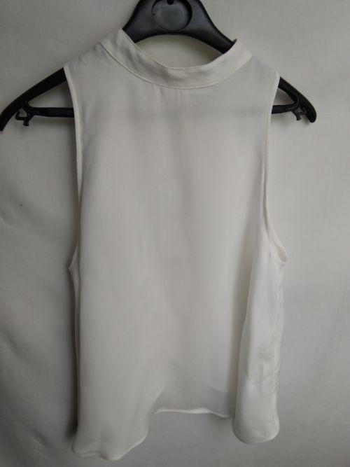 Śmietankowa bluzka Zara M...