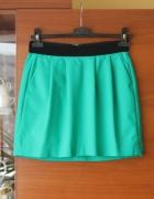 Zielona spódniczka
